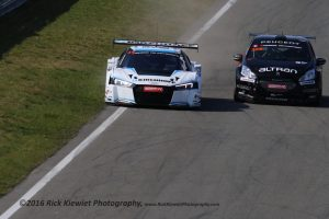 #34 Car Collection Motorsport Audi R8 LMS - Felbermayer, Basseng, Edelhoff & Schmidt.