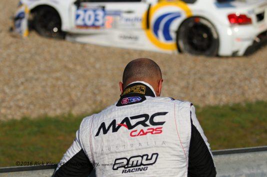 #203 Vortex BMW 135i V8 - Lionel Amrouche, Cyril Calmon, Amro Al-Hamad @ Hankook 12hrs of Zandvoort
