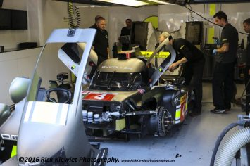 #4 ByKolles Racing CLM P1/01 AER - Simon Trummer, Oliver Webb, James Rossiter