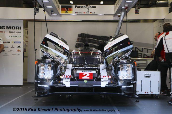 #2 Porsche 919 Hybrid - Romain Dumas, Neel Jani, Marc Lieb