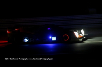 #46 THIRIET BY TDS RACING ORECA 05 NISSAN - Pierre THIRIET, Mathias BECHE & Ryo HIRAKAWA