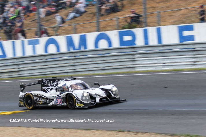 #30 EXTREME SPEED MOTORSPORTS LIGIER JS P2 NISSAN - Scott SHARP, Ed BROWN & Johannes VAN OVERBEEK