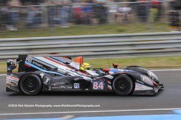 #84 SRT41 BY OAK RACING MORGAN LMP2 NISSAN - Frédéric SAUSSET, Christophe TINSEAU & Jean‐Bernard BOUVET