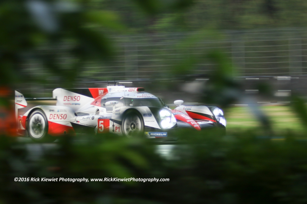 2016 FIA WEC - 24hrs of Le Mans