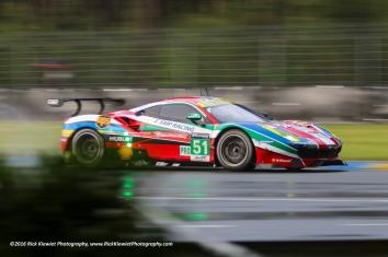 #51 AF CORSE FERRARI 488 GTE - Gianmaria BRUNI, James CALADO & Alessandro PIER GUIDI