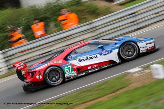 #67 CHIP GANASSI TEAM UK FORD GT - Marino FRANCHITTI, Andrew PRIAULX & Harry TINCKNELL