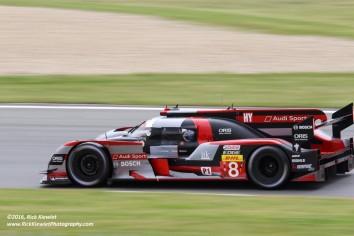#8 Audi R18 Hybrid - O. Jarvis, L. Di Grassi, L. Duval