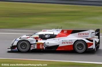 #6 Toyota Gazoo Racing TS050 Hybrid - Stéphane Sarrazin, Mike Conway, Kamui Kobayashi