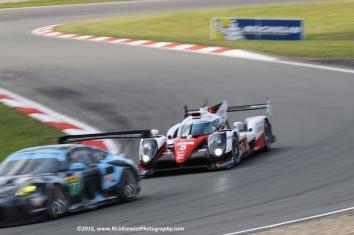 #5 Toyota Gazoo Racing TS050 Hybrid - Anthony Davidson, Sébastien Buemi, Kazuki Nakajima