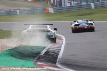 #95 Aston Martin Racing Vantage V8 - Nicki Thiim, Marco Sorensen, Darren Turner