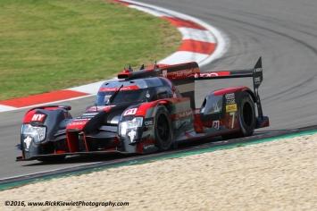 #7 Audi Sport Team Joest R18 - Marcel Fässler, André Lotterer, Benoît Tréluyer