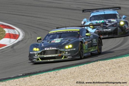 #97 Aston Martin Racing Vantage V8 - Richie Stanaway, Fernando Rees, Jonathan Adam