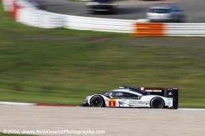 #1 Porsche 919 Hybrid - Timo Bernhard, Mark Webber, Brendon Hartley