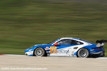 #78 KCMG Porsche 911 RSR - Christian Ried, Wolf Henzler, Joël Camathias
