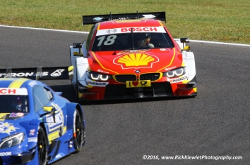 #18 BMW M4 DTM - Augusto Farfus