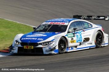 #36 BMW M4 DTM - Maxime Martin