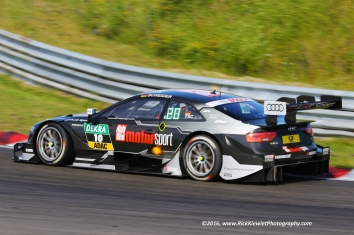 #10 Audi RS5 DTM - Timo Scheider