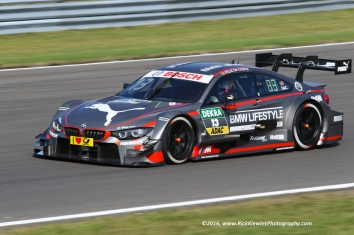 #13 BMW M4 DTM - Antonio Felix da Costa