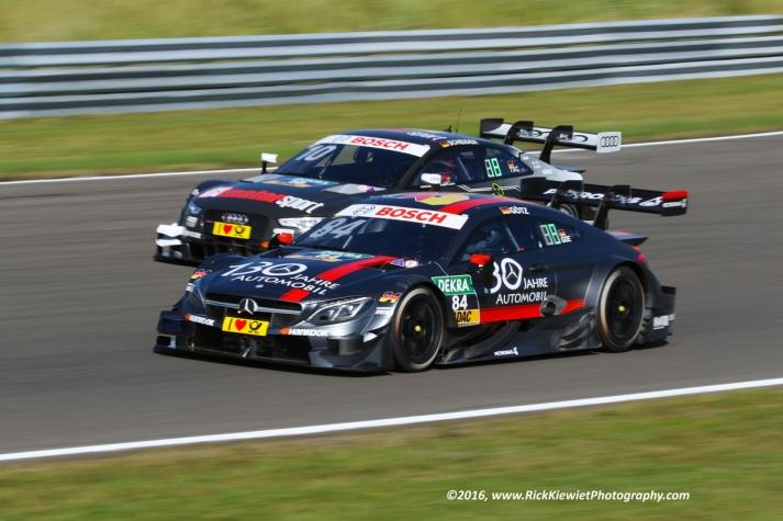 #84 Mercedes C-class AMG DTM - Maxi Götz