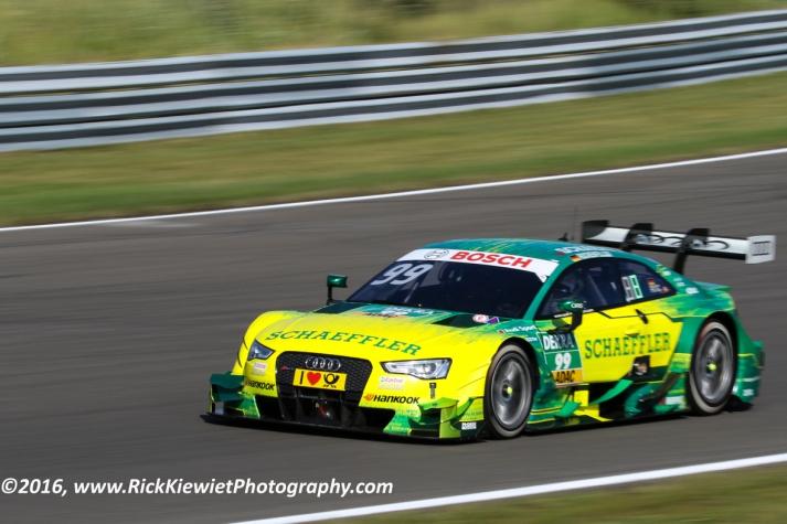 #99 Audi RS5 DTM - Mike Rockenfeller