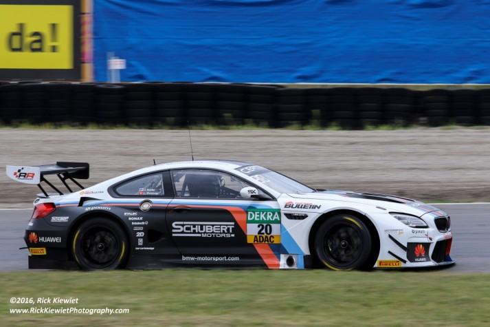 Schubert Motorsport BMW M6 GT3 - Jesse Krohn, Louis Délétraz