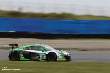 #50 Yaco Racing Audi R8 LMS GT3 - Ph. Geipel, R. Frey.