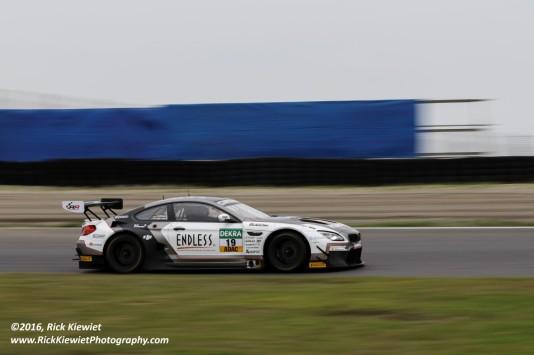 Schubert Motorsport BMW M6 GT3 - C. Hürtgen, J. den Boer
