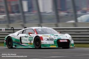 Land-Motorsport Audi R8 LMS GT3 - C. Mies, C. de Phillipi