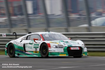 Land-Motorsport Audi R8 LMS GT3 - C. Mies, C. de Phillipi
