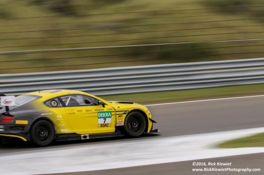 Team ABT Bentley Continental GT3 - J. Pepper, C. Abt