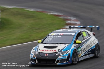 TCR Germany Honda Civic - F. Crocker