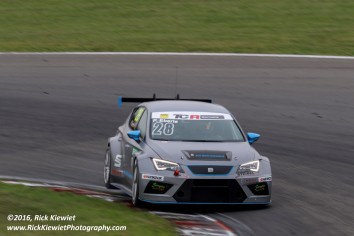 TCR Germany Seat Leon - P. Eberle