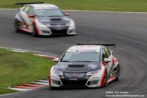 TCR Germany Honda Civic - S. Kirsch