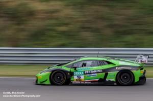 Grasser Racing Lamborghini Huracán GT3 - L. Stolz, M. Bortolotti
