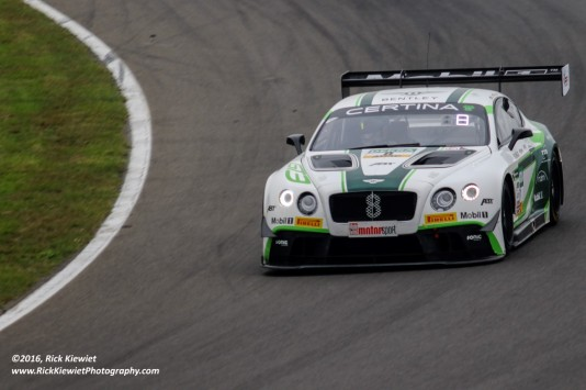 Team ABT Bentley Continental GT3 - F. Hamprecht, C. Jöns