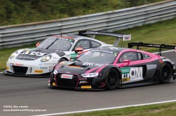 Aust Motorsport Audi R8 LMS GT3 - M. Bonanomi, M. Ahlin-Kottulinsky