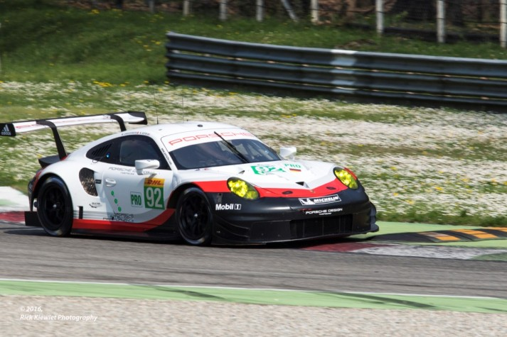 #92 Porsche 911 RSR - M. Christensen / K. Estre