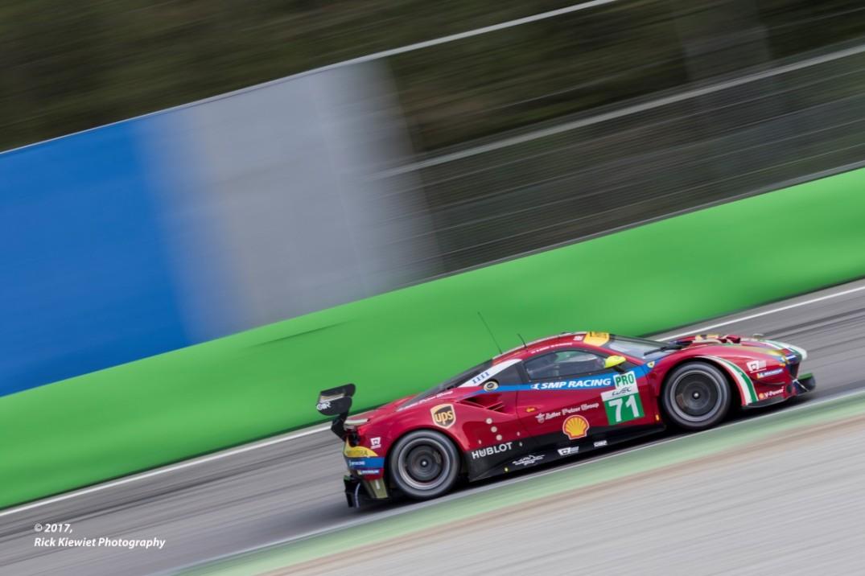 #71 AF Corse Ferrari F488 GTE | Davide Rigon / Sam Bird
