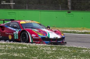 #51 AF Corse Ferrari 488 GTE | J. Calado / A. Pier Guidi