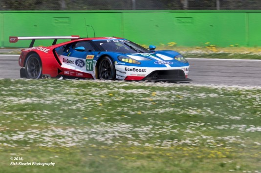 #67 Ford Chip Ganassi Racing Team UK Ford GT   Andy Priaulx / Harry Tincknell