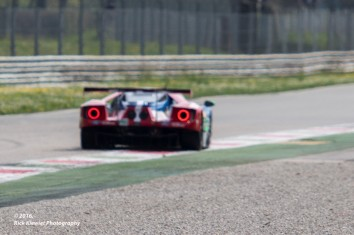 #66 Ford Chip Ganassi Racing Team UK Ford GT | Stefan Mücke / Olivier Pla