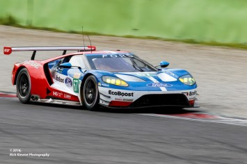 #67 Ford Chip Ganassi Racing Team UK Ford GT | Andy Priaulx / Harry Tincknell