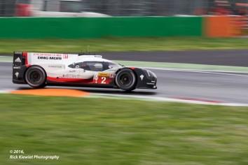 #2 Porsche 919 - Hybrid | T. Bernhard / E. Bamber / B. Hartley