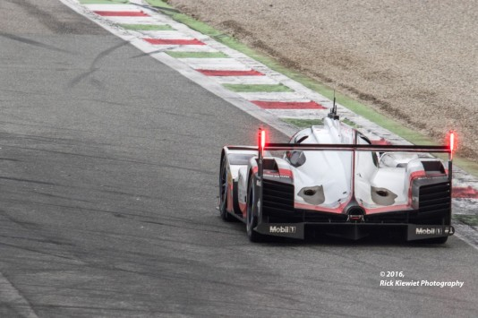 #1 Porsche 919 - Hybrid | N. Jani / A. Lotterer / N. Tandy