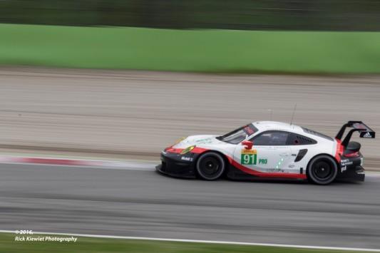 #91 Porsche GT 911 RSR | R. Lietz / F. Makowiecki