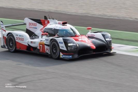 #7 Toyota TS050 Hybrid | Mike Conway / Kamui Kobayashi / Jose Maria Lopez