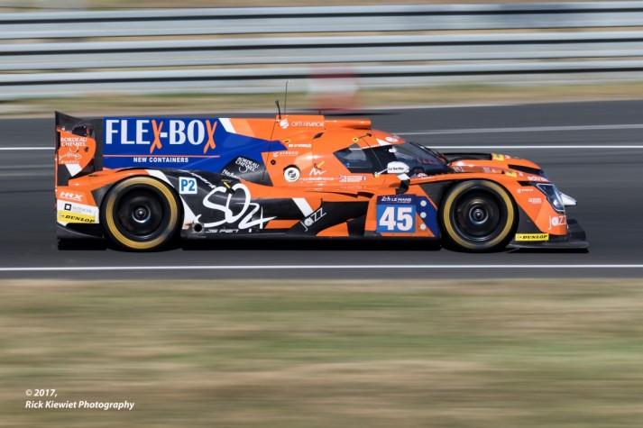 #45 Algarve Pro Racing Ligier JS P217 – Gibson | Mark Patterson / Matt McMurry / Vincent Capillaire