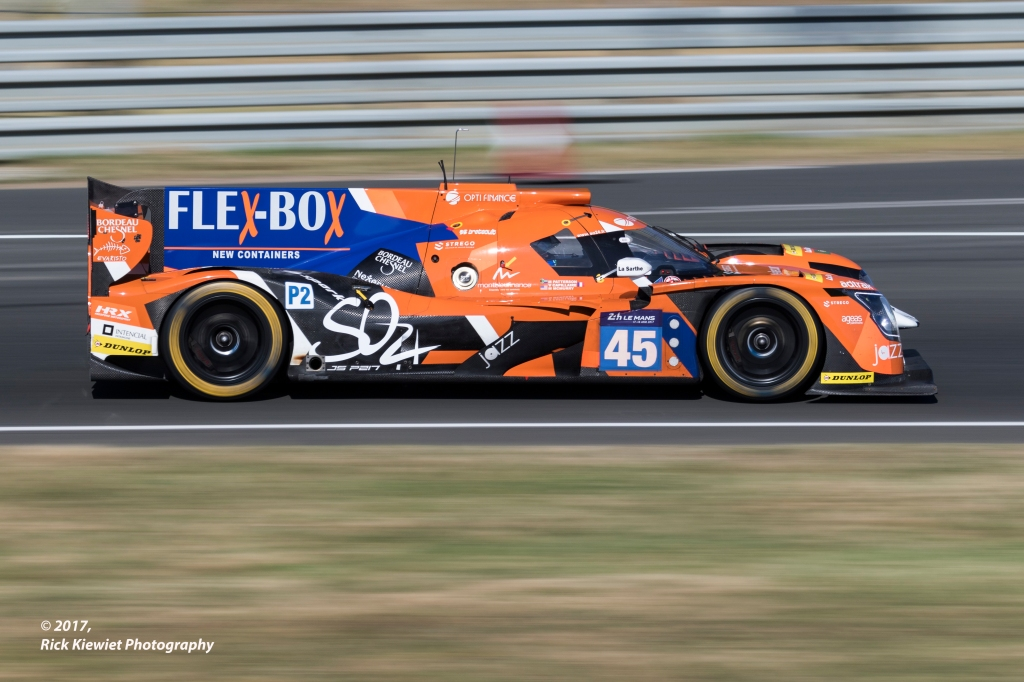 #45 Algarve Pro Racing Ligier JS P217 – Gibson | Mark Patterson / Matt McMurry / Vincent Capillaire