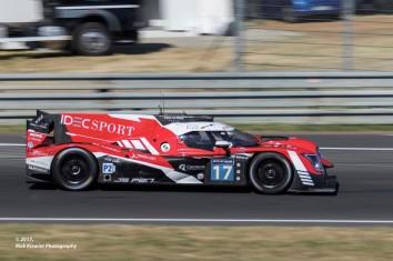 #17 IDEC Sport Ligier JS P217 – Gibson | Patrice Lafargue / Paul Lafargue / David Zollinger