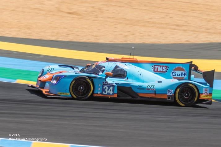 #34 Tockwith Motorsports Ligier JS P217 – Gibson | Nigel Moore / Philip Hanson / Karun Chandhok